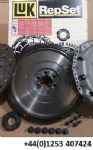 AUDI A2 1.4 TDI COMPLETE SMF FLYWHEEL & LUK CLUTCH PACK WITH BOLTS